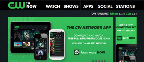 CW website