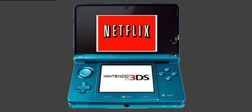 Nintendo 3DS Netflix
