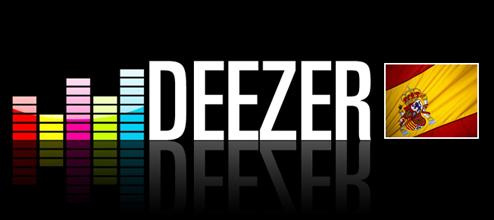 Deezer Espagne