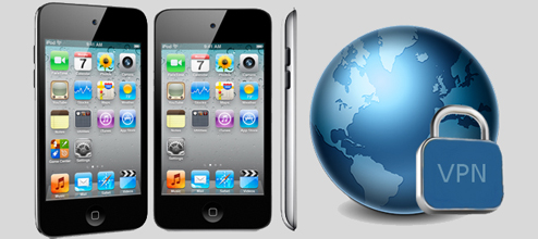 iPod Touch VPN