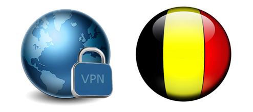 VPN Bélgica