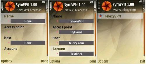 Symbian etapa 3